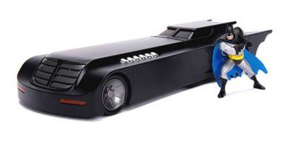 JADA TOYS 1/24scale Batmobile (Anime Series) with Batman figure  [No.JADA30916]