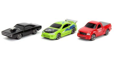 JADA TOYS scale Wild Speed Fast & Furious 3 set 1  [No.JADA31123]