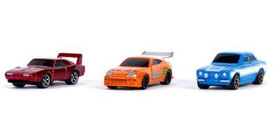 JADA TOYS scale Wild Speed Fast & Furious 3 set 2  [No.JADA31124]