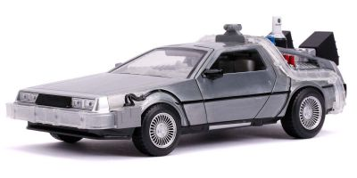 JADA TOYS 1/24scale Back to the Future Part II Time Machine (Delorian)  [No.JADA31468]