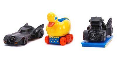 JADA TOYS scale Batmobile 3 set  [No.JADA31616]
