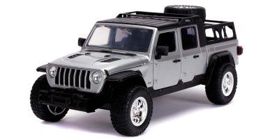 JADA TOYS 1/24scale F & F 2020 Jeep Gladiator Silver  [No.JADA31984]