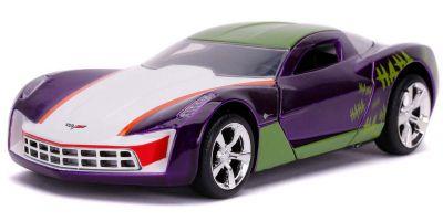 JADA TOYS 1/32scale 2009 Corvette Stingray Joker  [No.JADA32096]