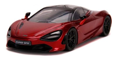 JADA TOYS 1/24scale 2018 McLaren 720S Memphis Red / Black  [No.JADA32275]