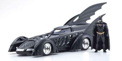 JADA TOYS 1/24scale Batmobile (Batman Forever) with Batman figure  [No.JADA98036]