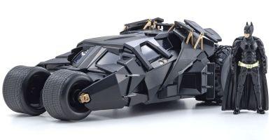 JADA TOYS 1/24scale Batmobile (Dark Knight) with Batman figure  [No.JADA98261]