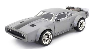 JADA TOYS 1/24scale F & F Ice Charger Silver (Dominique)  [No.JADA98291]
