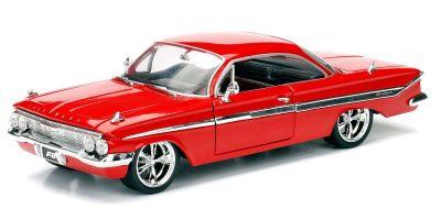 JADA TOYS 1/24scale F & F Chevy Impala Red (Dominique)  [No.JADA98426]