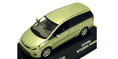 J-COLLECTION 1/43scale Mitsubishi GRANDIS M.Green [No.JC21046G]