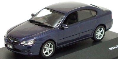 J-COLLECTION 1/43scale Subaru Legacy B4 2.0R 2005 Regal Blue Pearl [No.JC23069BL]