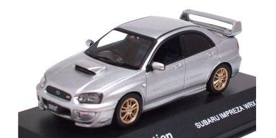J-COLLECTION 1/43scale Subaru Impreza WRX STI Premium Silver [No.JC29001S]
