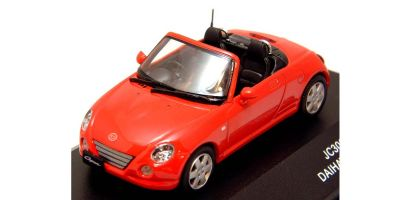 J-COLLECTION 1/43scale Daihatsu Copen Red [No.JC30088R]