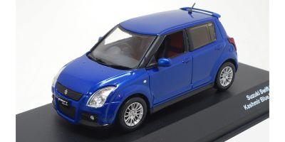 J-COLLECTION 1/43scale SUZUKI SWIFT SPORT Kashmir Blue Metallic [No.JC44004PB]