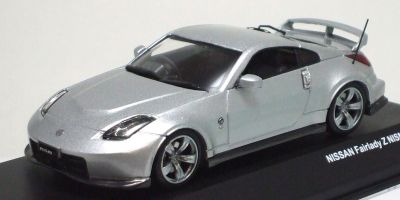 J-COLLECTION 1/43scale NISSAN FAIRLADY Z NISMO 380RS Silver [No.JC53001SL]