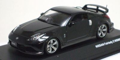 J-COLLECTION 1/43scale NISSAN FAIRLADY Z NISMO 380RS Black [No.JC53002BK]