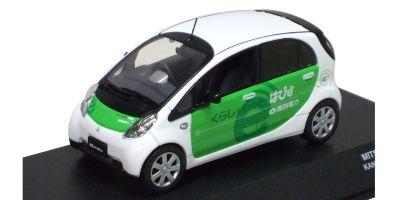 J-COLLECTION 1/43scale Mitsubishi i-MiEV kansai Electric Power Green [No.JC59006KA]