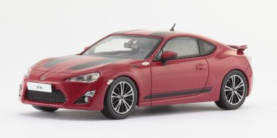 J-COLLECTION 1/43scale TOYOTA GT 86 1st Edition Lightning Red [No.JCP73007FR]