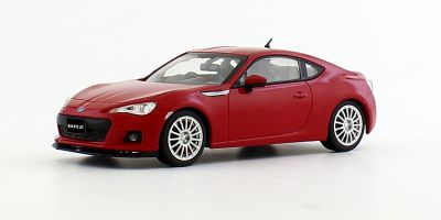J-COLLECTION 1/43scale Subaru BRZ STI ts2013 Red [No.JCP74006ST]