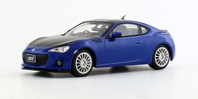 J-COLLECTION 1/43scale Subaru BRZ STI Tokyo Auto Salon 2012 Blue [No.JCP74007TK]