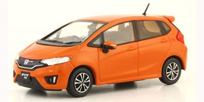 J-COLLECTION 1/43scale Honda Fit Orange  [No.JCP86001OR]