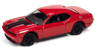 JOHNNY LIGHTNING 1/64scale 2010 Dodge Challenger R / T Red  [No.JLCG023A5R]