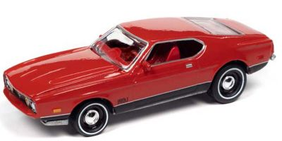 "JOHNNY LIGHTNING 1/64scale 1971 James Bond Ford Mustang Mach 1 ""Diamonds Are Forever""  [No.JLPC002ER]"
