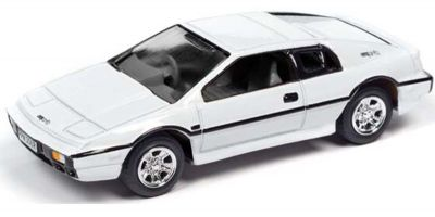 "JOHNNY LIGHTNING 1/64scale 1977 James Bond Lotus Esprit ""The Spy Who Loved Me""  [No.JLPC002FW]"
