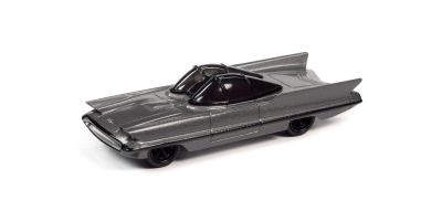 JOHNNY LIGHTNING 1/64scale 1955 Lincoln Futura Dark Silver  [No.JLSF017B4GR]