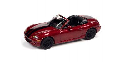 JOHNNY LIGHTNING 1/64scale 1999 Mazda Miata Red  [No.JLSF018B6R]