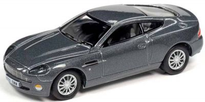 "JOHNNY LIGHTNING 1/64scale James Bond 2002 Aston Martin Vanquish Movie ""007 Die Another Day"" Car  [No.JLSP096]"