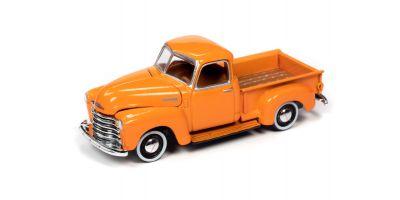 JOHNNY LIGHTNING 1/64scale 1950 Chevrolet Truck Omaha Orange  [No.JLSP106A]