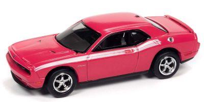 JOHNNY LIGHTNING 1/64scale 2010 Dodge Challenger Furious Fushia (Pink)  [No.JLSP147B]