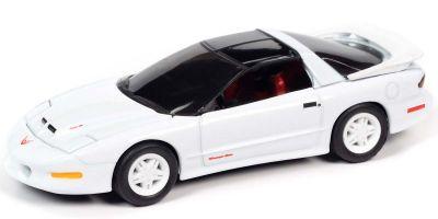 JOHNNY LIGHTNING 1/64scale 1996 Pontiac Firebird Transam White  [No.JLSP149B]