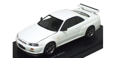 KYOSHO 1/43scale Nissan Skyline GT-R (BNR34) V-SPEC N1 Base Model  [No.K03388N1]