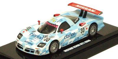 KYOSHO 1/64scale Nissan R390GT1 1998 No.30  [No.K06422A]
