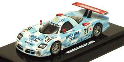 KYOSHO 1/64scale Nissan R390GT1 1998 No.31  [No.K06422B]