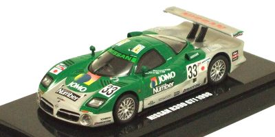 KYOSHO 1/64scale Nissan R390GT1 1998 No.33  [No.K06422D]