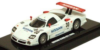 KYOSHO 1/64scale Nissan R390GT1 1998 (Preliminary Contest Model) No.30  [No.K06422E]