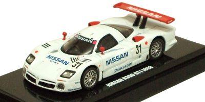 KYOSHO 1/64scale Nissan R390GT1 1998 (Preliminary Contest Model) No.31  [No.K06422F]