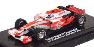 KYOSHO 1/64scale SuperAguri F1 Team Honda SA07 No.23 A.Davidson 2007  [No.K06552B]