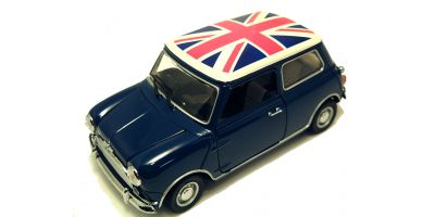 KYOSHO 1/18scale MORRIS MINI COOPER 1275 S Blue/Union Jack [No.K08101BU]
