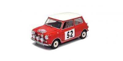 KYOSHO 1/18scale Mini Cooper S 1965 Monte CarloRally Winner (No.52)  [No.K08102B]