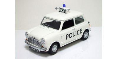 KYOSHO 1/18scale MINI COOPER S POLICE 1968  [No.K08104P]