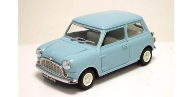 KYOSHO 1/18scale MORRIS MINI MINOR 1959 Blue [No.K08105BL]