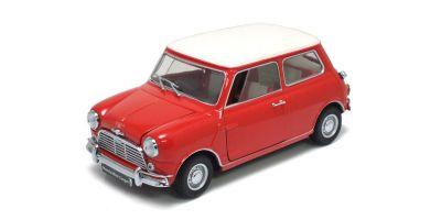 KYOSHO 1/18scale Morris Mini Cooper S Mk-1 Red [No.K08108R]