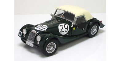 KYOSHO 1/18scale Morgan 4/4 1962LM #29 Green [No.K08114A]