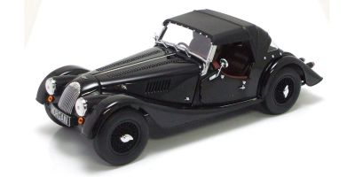 KYOSHO 1/18scale MORGAN 4/4 Sport 2008 Black [No.K08115BK]