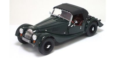 KYOSHO 1/18scale MORGAN 4/4 Sport 2008 Green [No.K08115G]