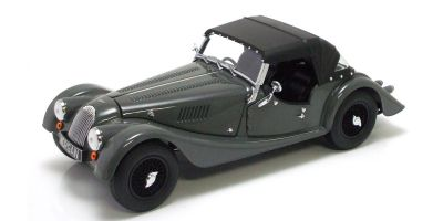 KYOSHO 1/18scale MORGAN 4/4 Sport 2008 Grey [No.K08115GR]