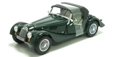 KYOSHO 1/18scale Morgan 4/4 Sports 2008 Green [No.K08115GW]
